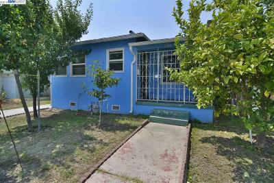 Oakland Single Family Home New: 7109 Krause Ave