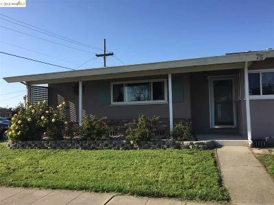 Hayward Single Family Home For Sale: 75 Newhall St