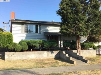 Fremont, Union City, Newark Single Family Home New: 4408 Amador Rd