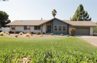 Tracy CA Single Family Home New: $1,100,000
