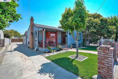 Hayward Single Family Home For Sale: 22592 Pearl Ave