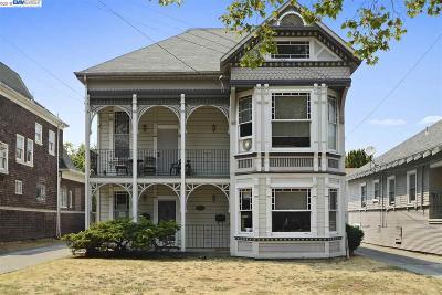 Alameda CA Multi Family Home New: $1,050,000