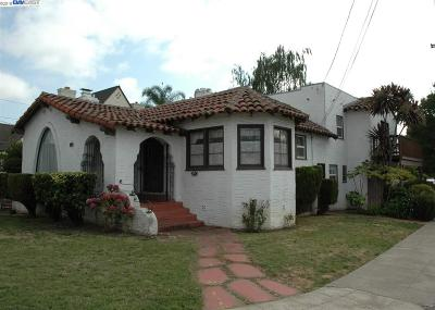 San Leandro Single Family Home For Sale: 705 Arbor Dr