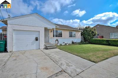 Hayward Single Family Home For Sale: 24679 Pontiac St.