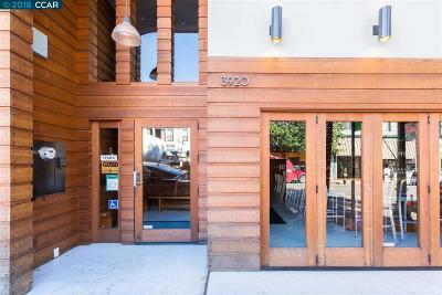 Oakland Commercial For Sale: 3920 Piedmont Ave