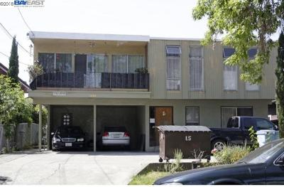 Berkeley Multi Family Home New: 1520 Woolsey St
