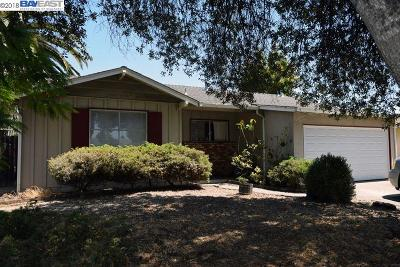 Fremont Single Family Home Back On Market: 40426 Blacow Rd