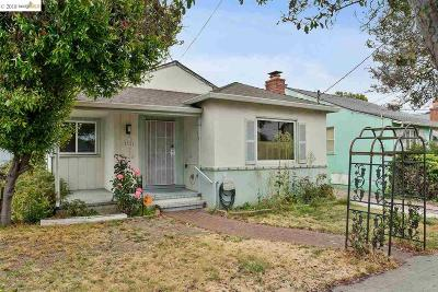 San Leandro Single Family Home New: 376 Pershing Dr