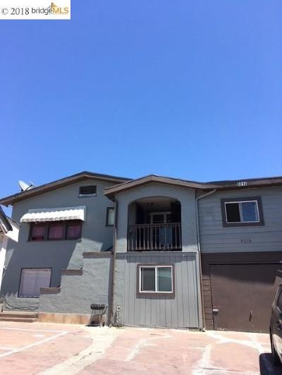 Oakland Multi Family Home New: 8016 Macarthur Blvd