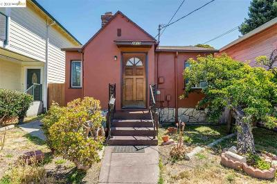 Berkeley Single Family Home For Sale: 2815 Mathews Street