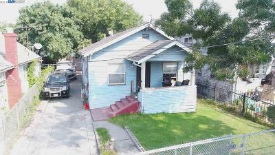 Oakland Single Family Home Price Change: 1609 Seminary