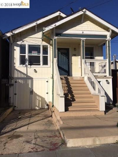 Oakland Single Family Home New: 11050 Apricot St