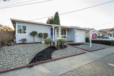 Hayward Single Family Home New: 22785 Corkwood St