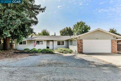Concord Single Family Home New: 1220 Babel Ln