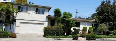 El Cerrito CA Single Family Home Price Change: $895,000