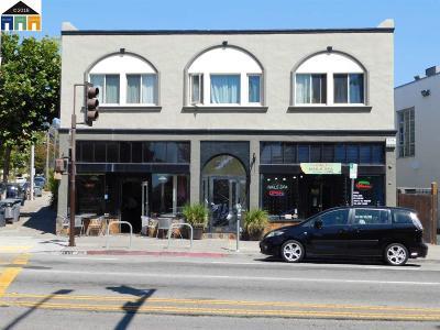 Berkeley Multi Family Home New: 2801 Telegraph Ave