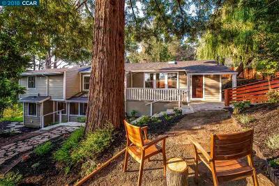 Oakland Single Family Home New: 6281 Aspinwall Rd