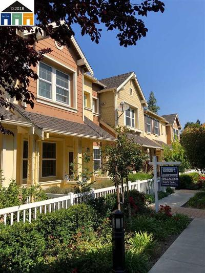 Fremont CA Condo/Townhouse For Sale: $888,000