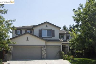 Brentwood, Discovery Bay, Oakley Single Family Home New: 1261 Glenwillow Dr