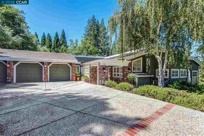 Lafayette CA Single Family Home New: $2,375,000