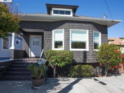 Alameda CA Single Family Home New: $799,000