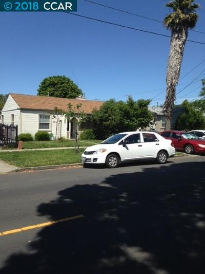Richmond Multi Family Home New: 3317 Rheem Ave