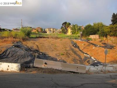 Oakland Residential Lots & Land For Sale: Buena Ventura Ave