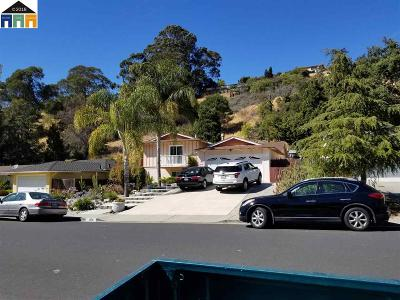 Pinole Single Family Home For Sale: 674 Marlesta