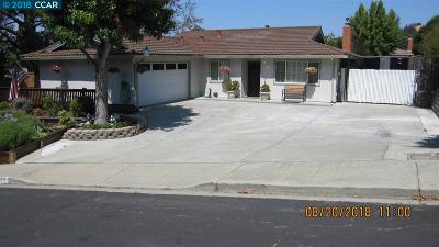 Pinole Single Family Home For Sale: 2544 Moraga Dr