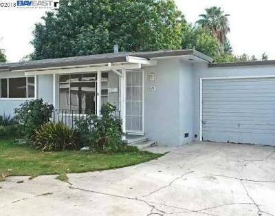 Pleasanton Rental For Rent: 929 Rose Ave