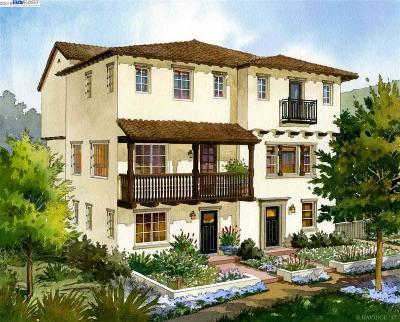 Fremont CA Condo/Townhouse New: $1,440,000