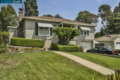 Castro Valley Single Family Home For Sale: 2568 Craig Ct