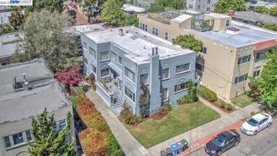 Berkeley Multi Family Home For Sale: 1538 Arch St