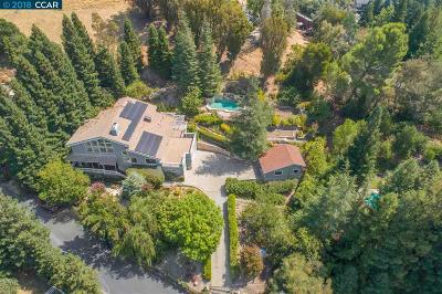 Diablo Single Family Home For Sale: 2650 Caballo Ranchero Dr
