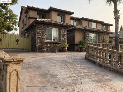 Antioch Single Family Home Price Change: 5153 Hansen Dr