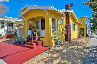 Berkeley Multi Family Home For Sale: 1500 Stuart St