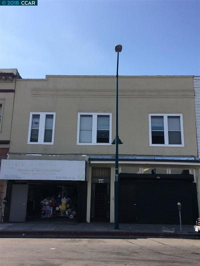 Oakland Commercial For Sale: 1407 23rd Ave