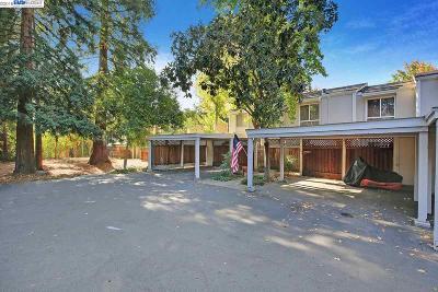 Danville Condo/Townhouse For Sale: 208 Garden Creek Pl
