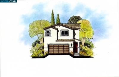 El Sobrante Single Family Home For Sale: 467 Colina Way