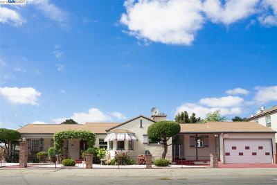 San Leandro Single Family Home Price Change: 136 Farrelly Dr