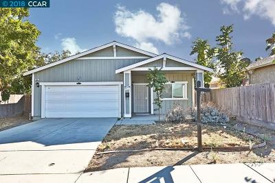 Bay Point Single Family Home For Sale: 128 Crivello Ave