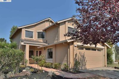 Pleasanton Single Family Home For Sale: 1815 Sinclair Dr
