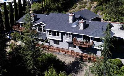Walnut Creek Single Family Home For Sale: 1845 Castle Gate Rd