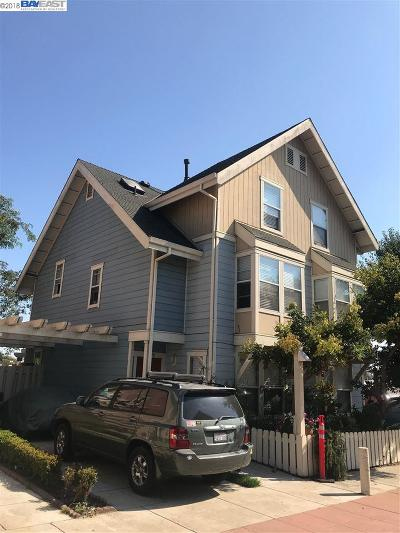 Oakland Condo/Townhouse Back On Market: 1016 San Francisco Ct