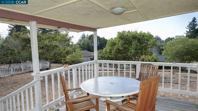 El Sobrante Single Family Home For Sale: 5265 Amend Rd