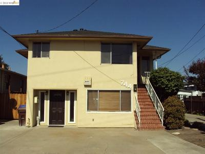 Rodeo Multi Family Home Pending: 744 Investment