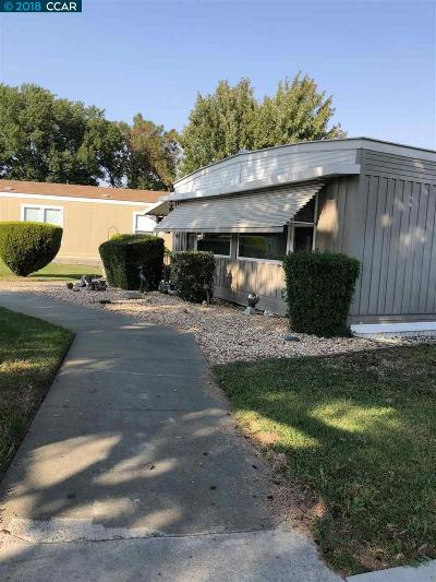 Concord Mobile Home For Sale: 2039 Dalis Dr (Court #13)