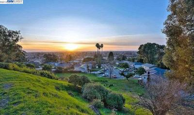Hayward Residential Lots & Land For Sale: 1151 Tamalpais Place