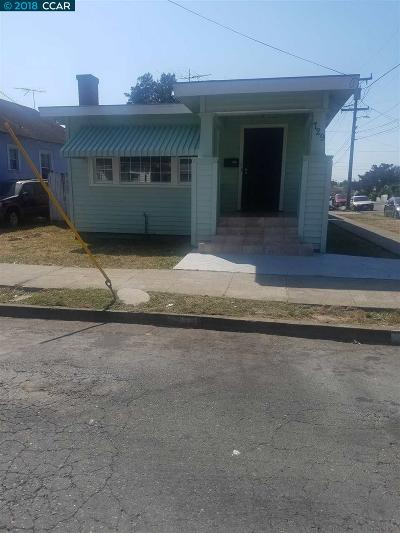 Richmond Single Family Home Pending Show For Backups: 729 22nd St