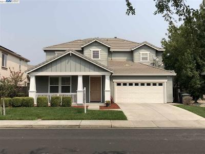 Tracy Single Family Home For Sale: 2891 Compton Pl